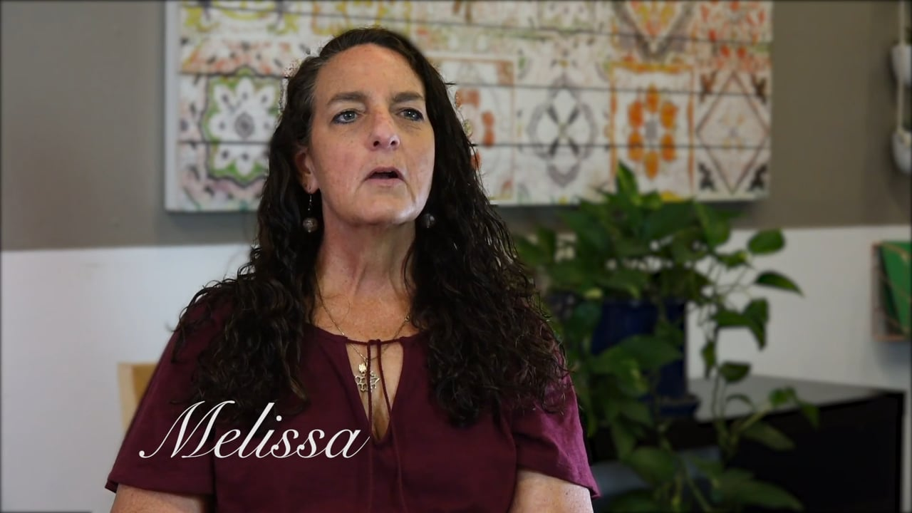 Melissa's Testimonial
